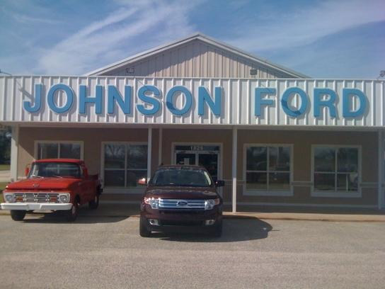 Johnson Ford