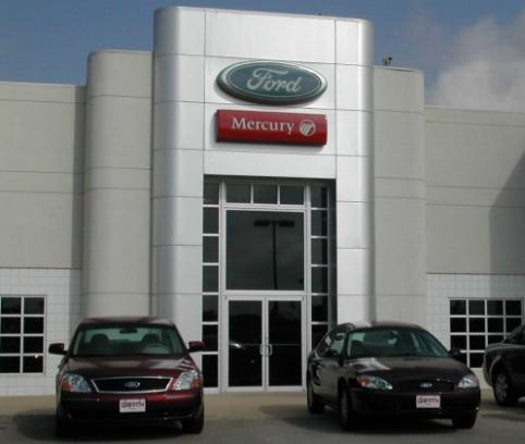 Griffith Ford Uvalde 1