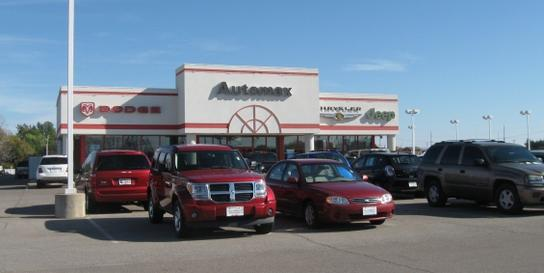 Automax Shawnee Ok >> Automax Chrysler Jeep Dodge Car Dealership In Shawnee Ok