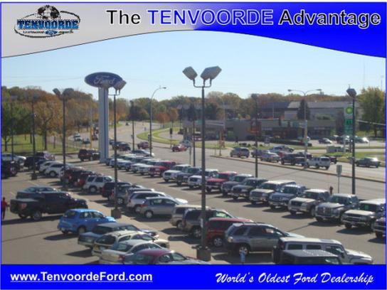 Tenvoorde Ford Car Dealership In St Cloud Mn 56301 Kelley Blue Book