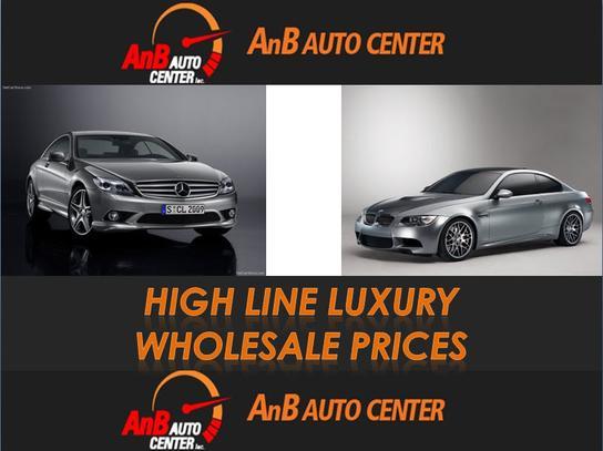 anb auto center inc car dealership in arlington tx 76012 3432 kelley blue book. Black Bedroom Furniture Sets. Home Design Ideas