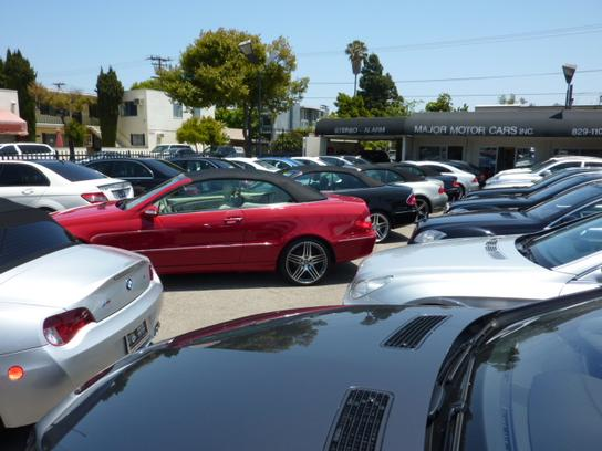 Major motor cars inc car dealership in santa monica ca for Major motors santa monica