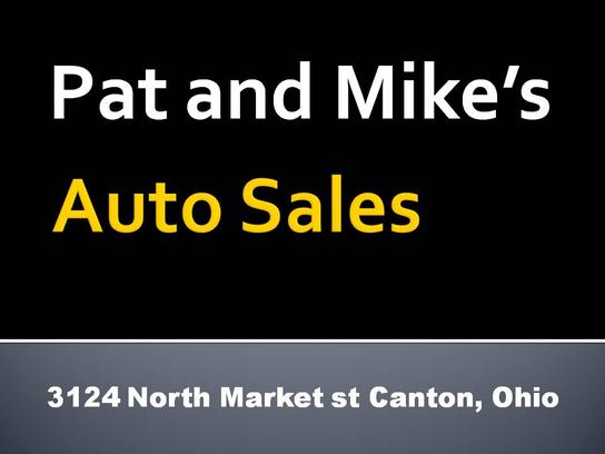 Pat and Mike's Auto Sales LLC 1