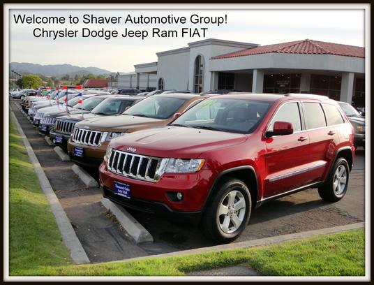 Shaver Automotive Group - Chrysler Dodge Jeep RAM FIAT