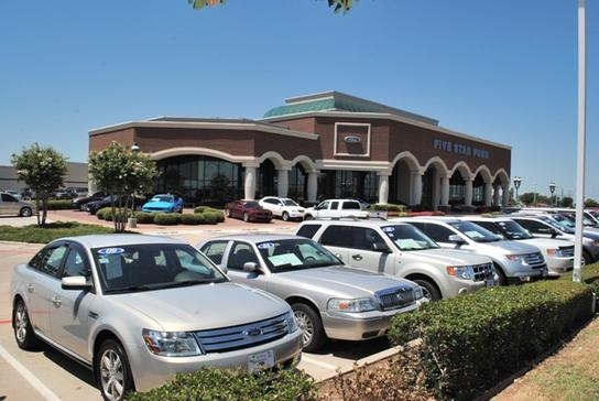 Five Star Ford in North Richland Hills 2