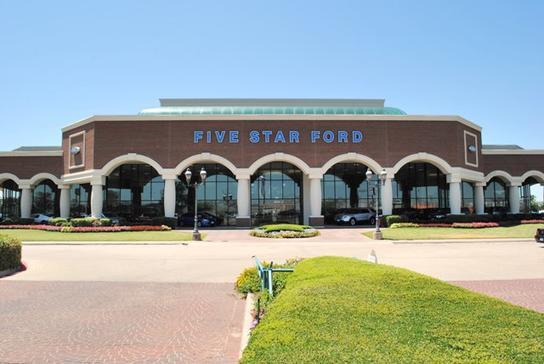 Five Star Ford North Richland Hills >> Five Star Ford In North Richland Hills Car Dealership In North