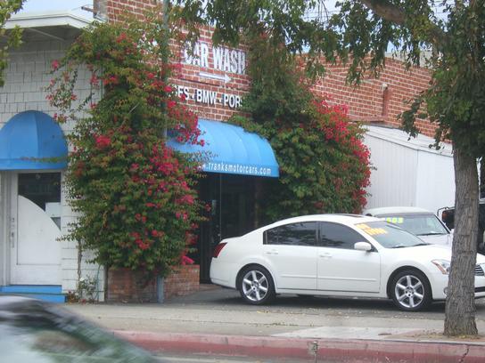 Franks Motorcars Laguna Beach Ca