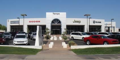 Charming Tempe Dodge Chrysler Jeep RAM Car Dealership In Tempe, AZ 85284 | Kelley  Blue Book