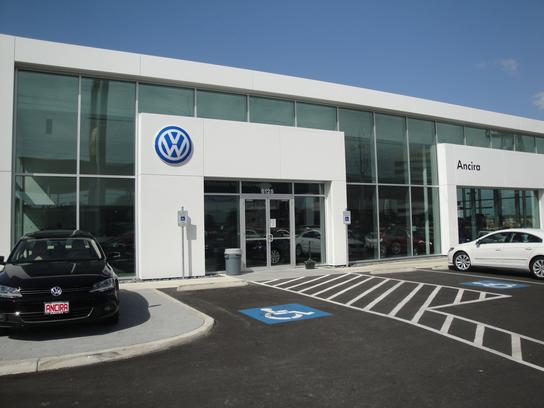 Ancira Volkswagen Car Dealership In San Antonio Tx 78238