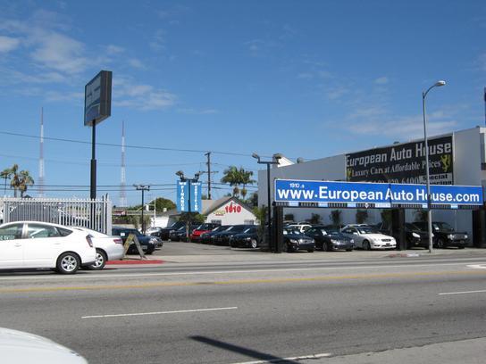 European Auto House >> European Auto House Car Dealership In Los Angeles Ca 90034 Kelley