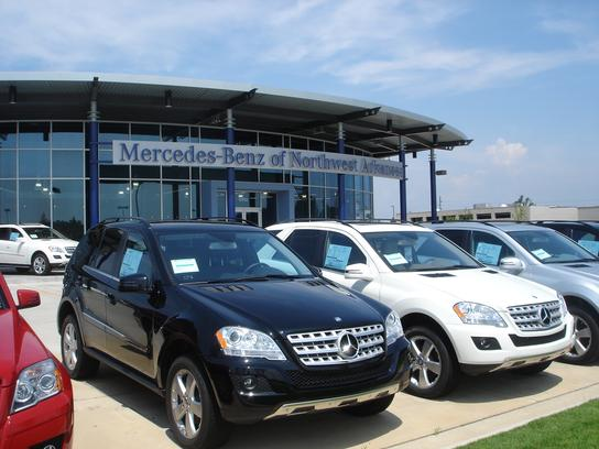 Mercedes-Benz of Northwest Arkansas 3