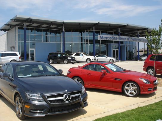 Mercedes benz of northwest arkansas car dealership in for Mercedes benz of cincinnati new dealership
