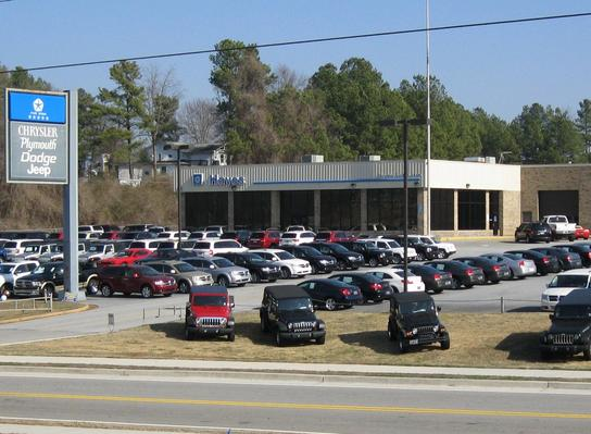 HAYES CHRYSLER DODGE JEEP OF GAINESVILLE 2