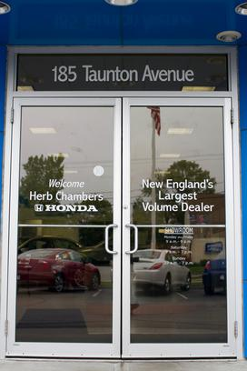 Herb Chambers Honda of Seekonk 2