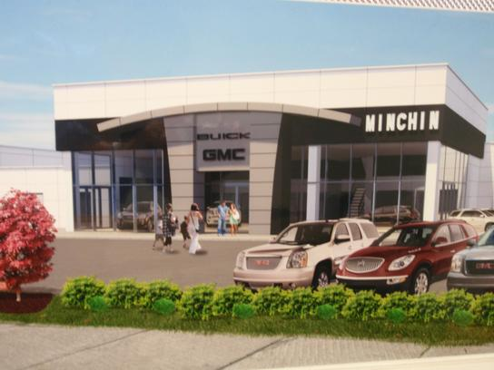Minchin Buick GMC