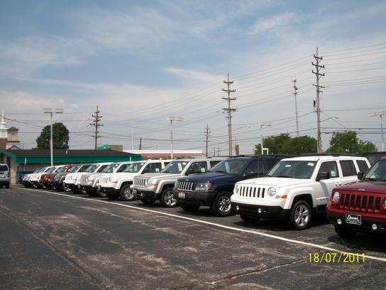 Deacons Chrysler Dodge Jeep RAM Car Dealership In Cleveland OH - Chrysler dealer cleveland