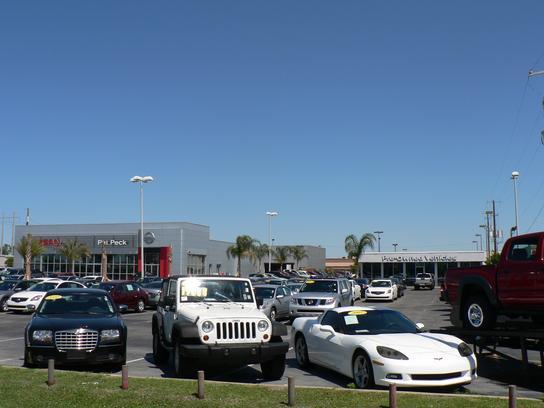 Pat Peck Nissan Gulfport car dealership in GULFPORT, MS
