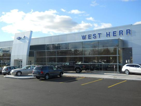 West Herr Ford Lincoln - Amherst