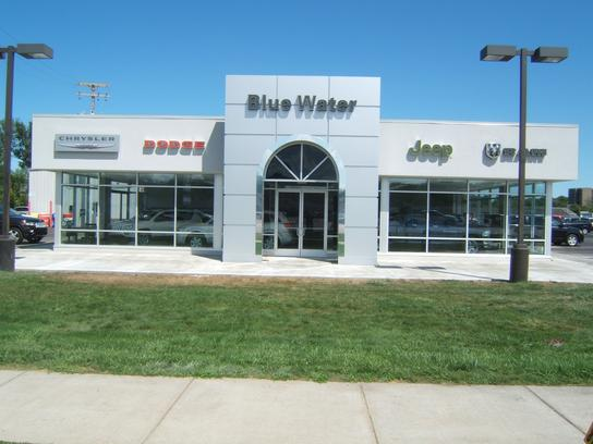 Blue Water Chrysler Dodge Jeep