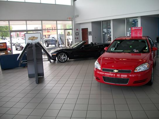 Joe Holland Chevrolet & Imports 1