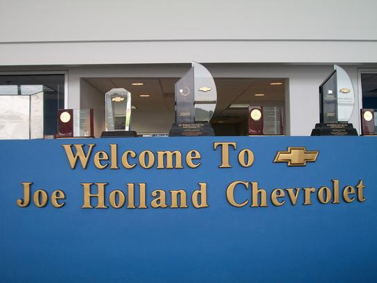 Joe Holland Chevrolet & Imports 2