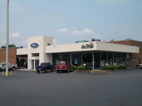 Bert Wolfe Ford Toyota
