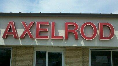 Axelrod Auto Outlet 1