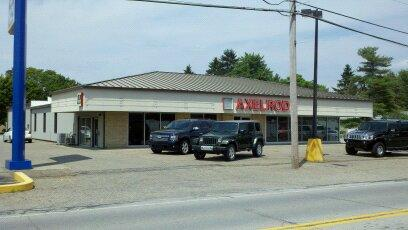 Axelrod Auto Outlet 3