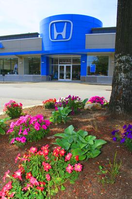 Herb Chambers Honda Of Boston 1