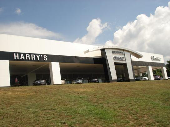 Harry's Buick-GMC-Cadillac car dealership in Asheville, NC ...