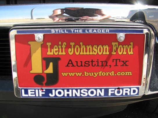 Leif Johnson Ford Car Dealership In Austin Tx 78751 Kelley Blue Book
