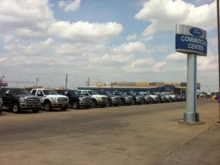 Leif Johnson Truck City Ford car dealership in Buda, TX ...