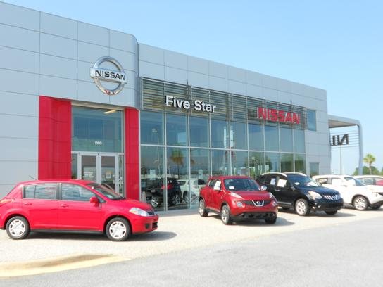 Lovely Five Star Nissan Albany Car Dealership In Albany, GA 31705 | Kelley Blue  Book
