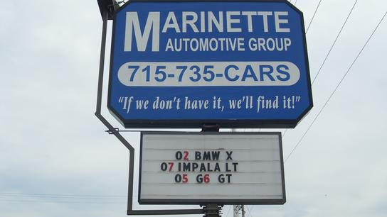 Marinette Automotive Group