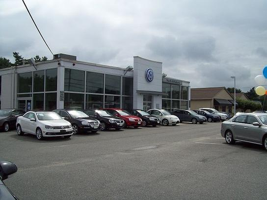 Volkswagen of North Attleboro 1