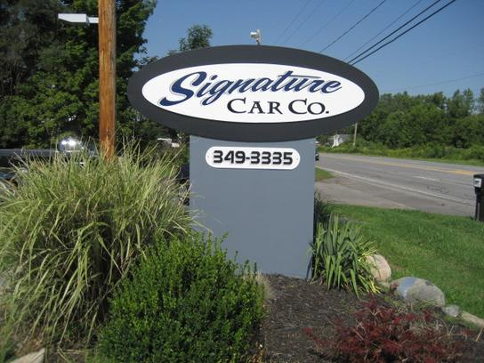 Signature Car Company 1