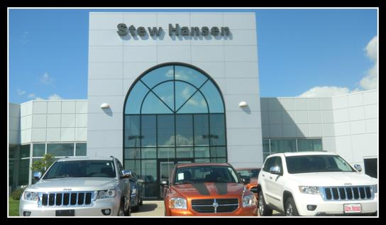 Stew Hansen Chrysler Jeep Dodge RAM