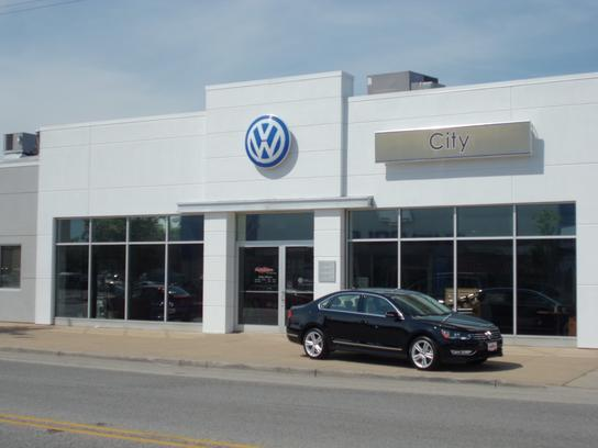 The Autobarn City Volkswagen