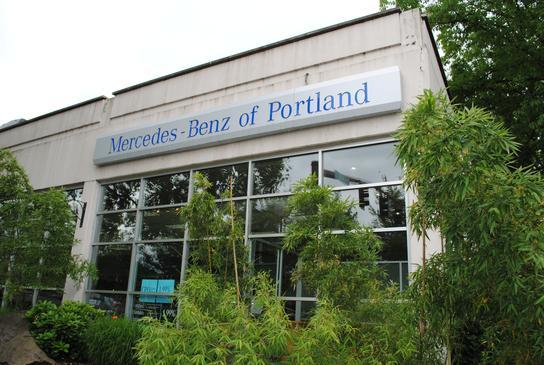 Mercedes Of Portland >> Mercedes Benz Of Portland Car Dealership In Portland Or