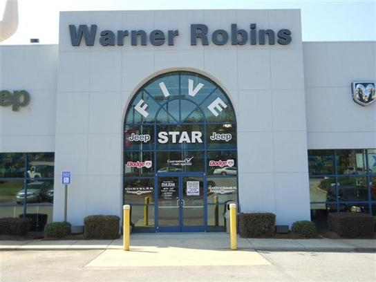 Five Star Chrysler Dodge Jeep RAM of Warner Robins