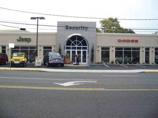 Security Dodge Chrysler Jeep RAM 1