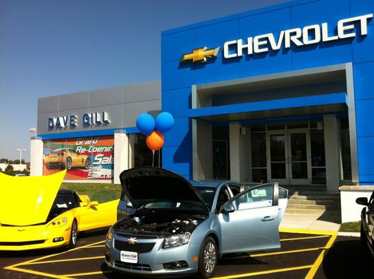 Columbus Chevy Dealers >> Dave Gill Chevrolet Car Dealership In Columbus Oh 43213