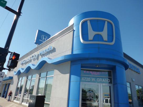 McGrath City Honda