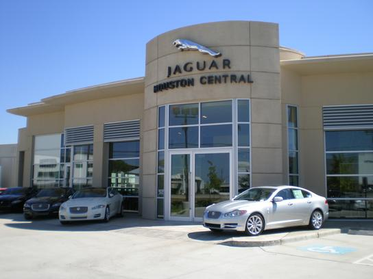 Jaguar Land Rover Houston Central 1