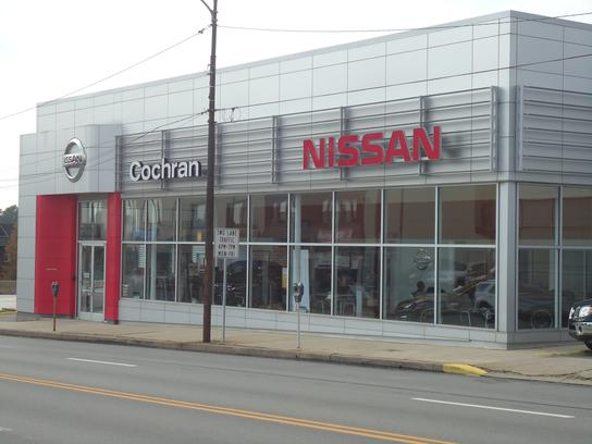 #1 Cochran Nissan of South Hills