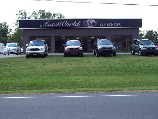 Auto World of Lenoir