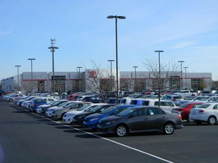 Crown Car Dealership Lawrence Ks