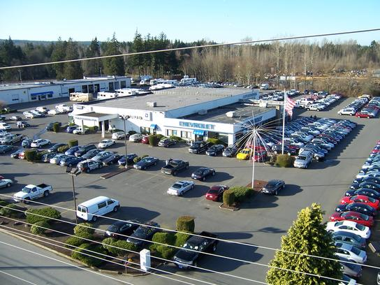 Roy Robinson Chevrolet >> Roy Robinson Chevrolet Subaru car dealership in Marysville ...