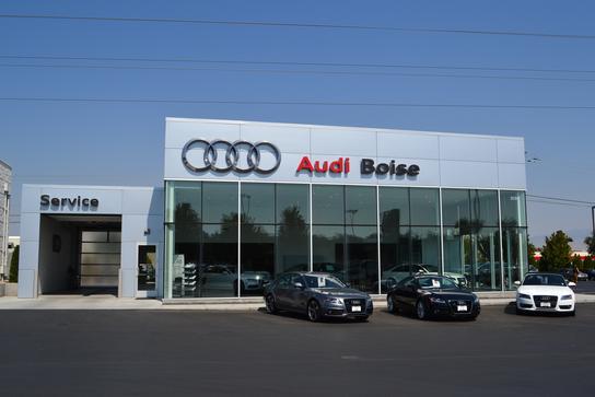 Audi boise service