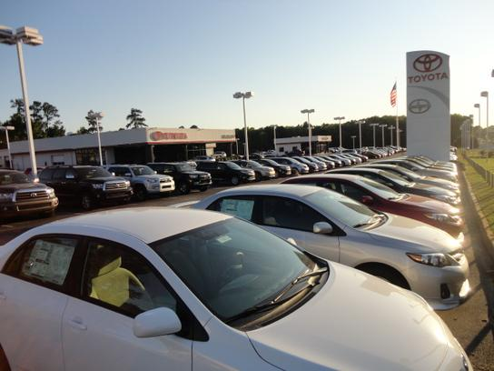 Car Dealerships In Florence Sc >> Florence Toyota Car Dealership In Florence Sc 29501 4024